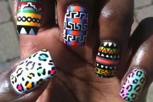 El arte de las uñas es el nuevo lápiz labial