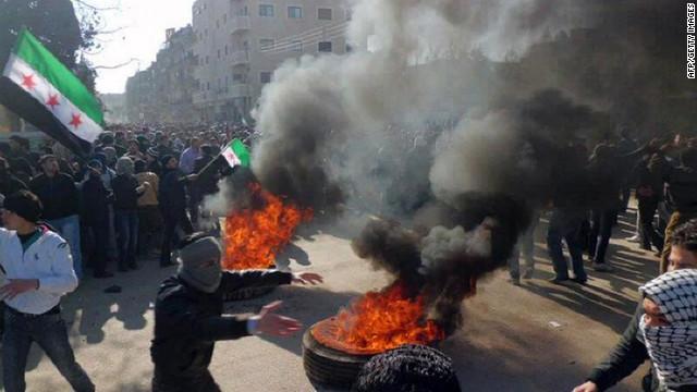 La ONU intenta nuevamente adoptar una resolución contra el régimen en Siria