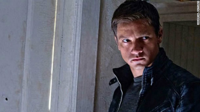 Watch: Jeremy Renner in 'Bourne Legacy' trailer