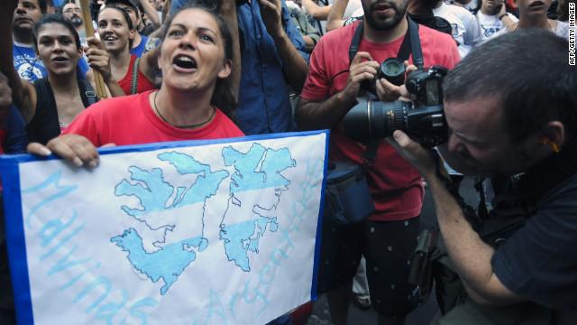 Gran Bretaña descarta negociar con Argentina por la soberanía de Malvinas
