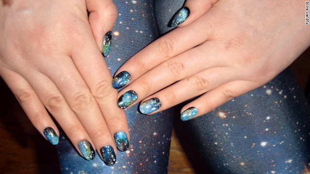 New York-based Fleury Rose is one of several nail artists lending her talent to several shows at Mercedes-Benz Fashion Week in New York.