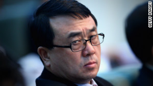 Wang Lijun fled to the U.S. consulate in Chengdu in February. 