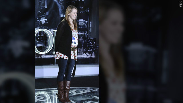 Jim Carrey's daughter gets the boot from 'Idol'