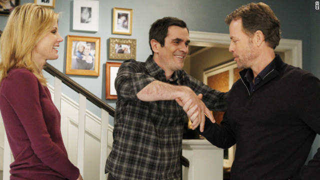 "<strong>Outstanding performance by a male actor in a comedy series:</strong> Ty Burrell, ""Modern Family"""