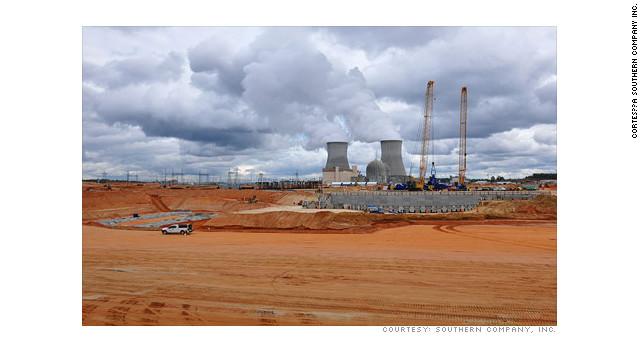 Autorizan la construcción de dos nuevos reactores nucleares en EE.UU