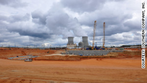 In Georgia this month, the U.S. OK\'d building new nuclear reactors for the first time in over 30 years.