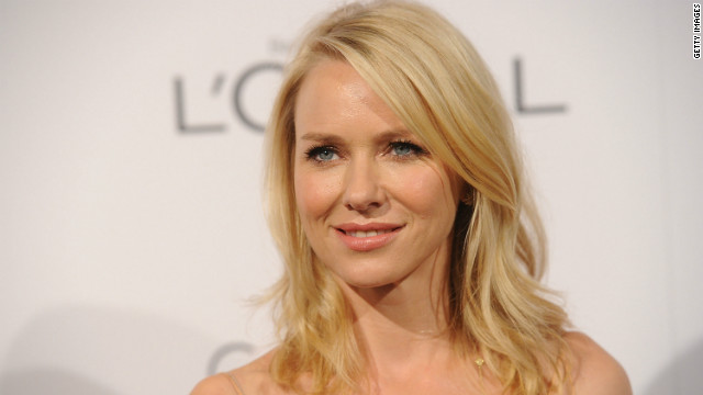 Naomi Watts to play Princess Di in biopic
