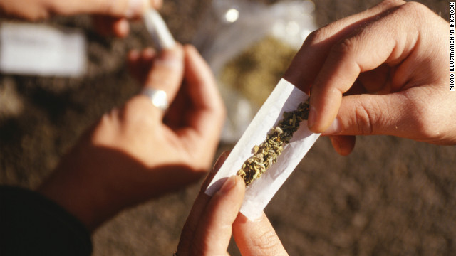 Marijuana nearly doubles risk of collisions