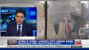 120209090832 nr fareed zakaria syria 00025010 story body Syrians to take to streets to protest Russias vote against UN resolution
