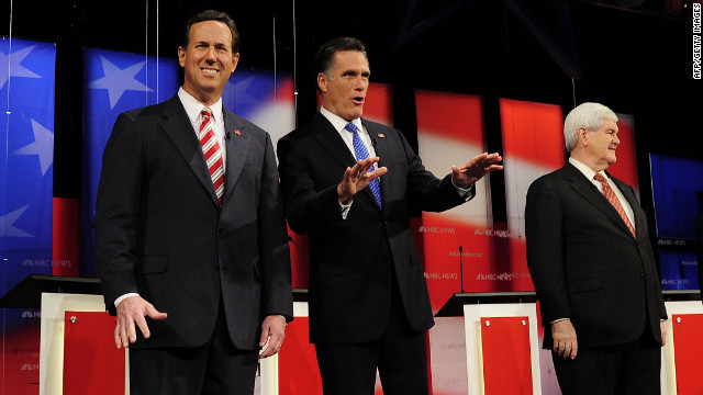 Tonight on AC360: Carville: GOP, your real problem is Mitt