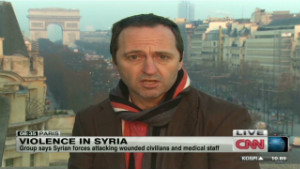 120209101208 intv syria doctors without borders 00003501 story body Syrians to take to streets to protest Russias vote against UN resolution