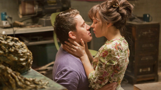 Channing Tatum and Rachel McAdams star in a new tearjerker,
