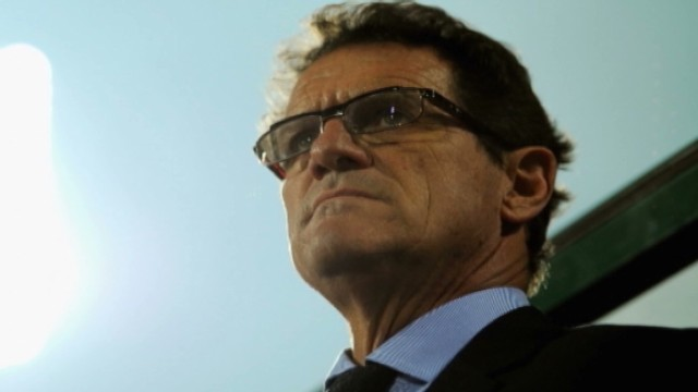 Lippi's compatriot Fabio Capello is more readily available, having resigned as England coach in February in the wake of the John Terry racism scandal.