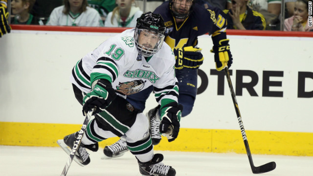 North Dakota voters: University can drop Fighting Sioux name