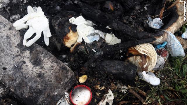 Hallan 15 cuerpos en fosas clandestinas en México