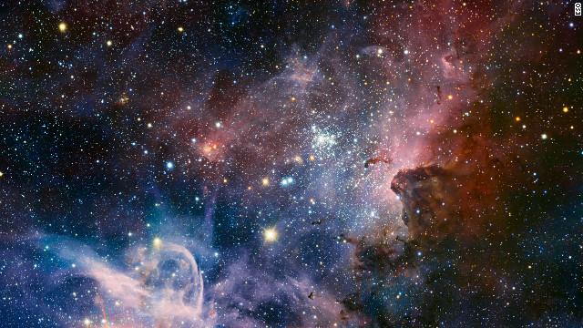 Captan espectáculo cósmico de la «incubadora» de estrellas
