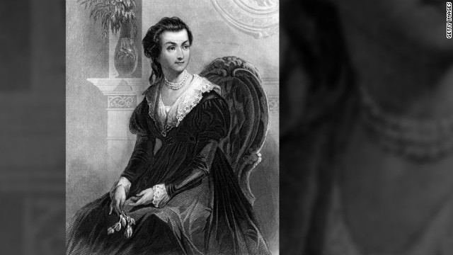Letters from First Lady Abigail Adams to her husband, President John Adams, have made their way into a collection of the &quot;50 Greatest Love Letters of All Time,&quot; according to the Library of Congress.