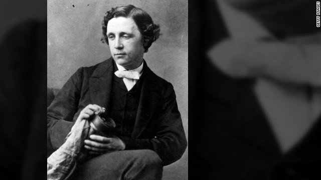 "In 1876, mathematician, writer and photogapher Lewis Carroll sent a ""little box [he] once bought in Dover"" containing 182 kisses to Gertrude Chattaway. He ended the accompanying letter requesting that she notify him ""if they come safe or if any are lost along the way""."