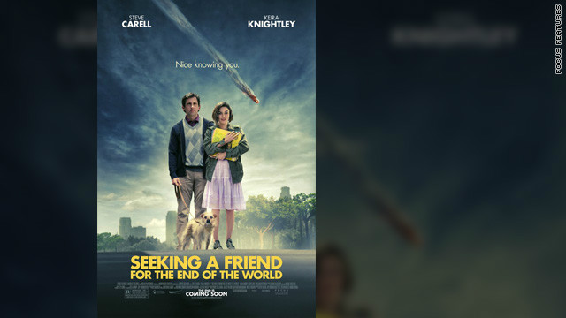 Steve Carell's 'Seeking a Friend for the End of the World'