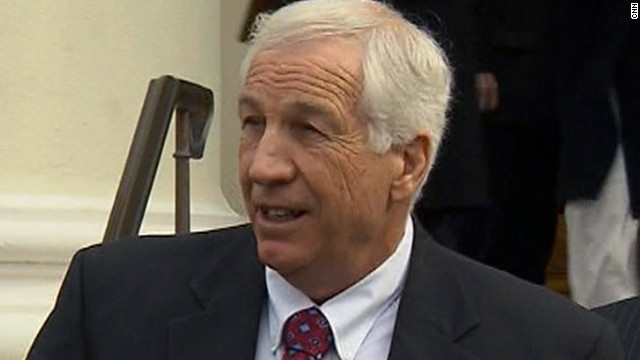 Jerry Sandusky faces more than 50 counts involving sexual acts with boys dating back to to 1994.