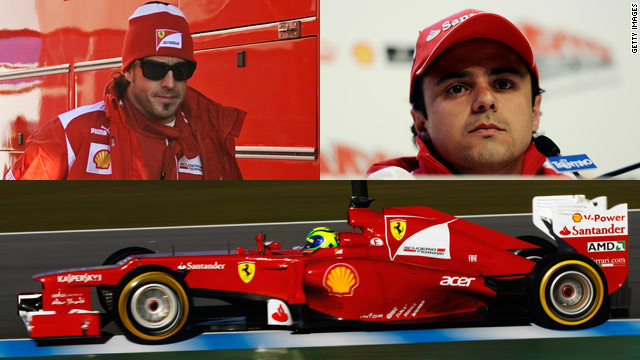 Formula One 2012 Ferrari Cnn Com