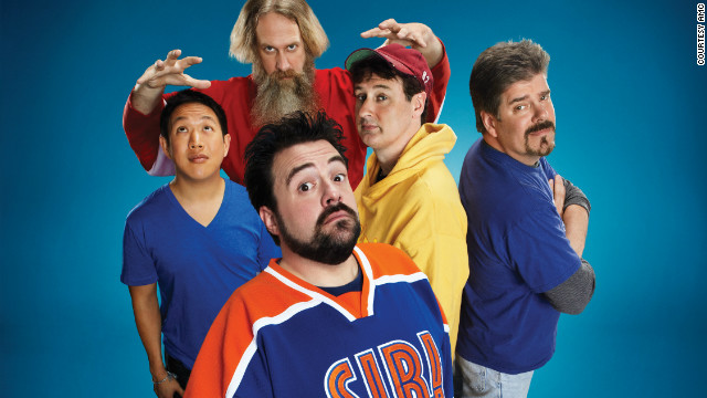 How Kevin Smith learned to love the mainstreaming of comics