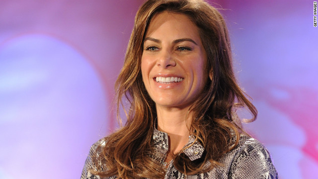Jillian Michaels now a mom of two