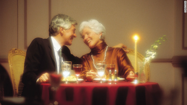 Of romantic meals, fibbers and fish knives