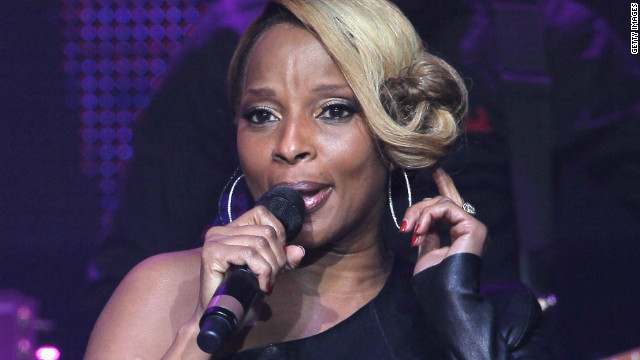 Mary J. Blige looking on the bright side after Oscar snub