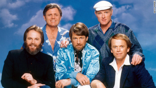 Beach Boys feeling good vibrations ahead of Grammy performance