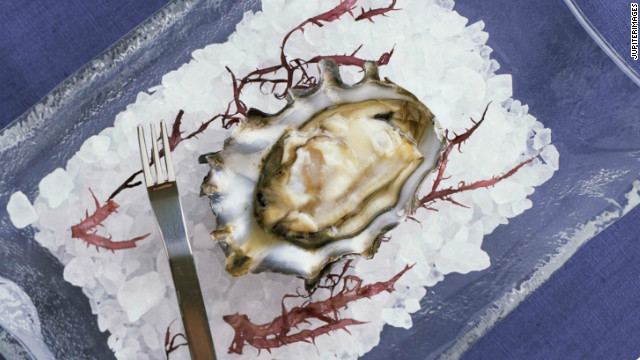 5@5 - Aphrodisiac food and wine pairings