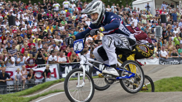 Frenchman Joris Daudet is the reigning men's world champion and could claim the gold medal at his first Olympic Games, having not competed in China four years ago.