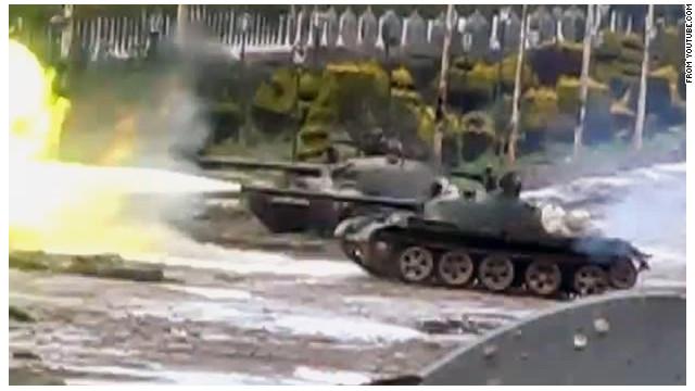 Fuerzas sirias usan civiles como escudos humanos, dicen activistas opositores