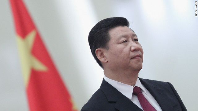 Meet China's hardline new president