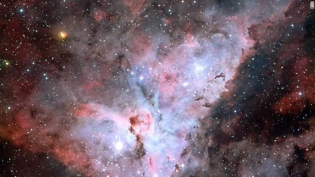 Beautiful, unstable Eta Carinae