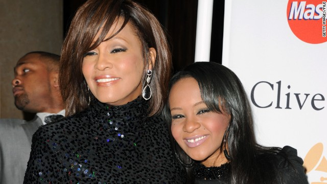 120212011037 bobbi kristina brown story top CNN NEWS | WHITNEY AND BOBBYS DAUGHTER BOBBI KRISTINA BROWN RUSHED TO HOSPITAL AFTER WHITNEYS DEATH