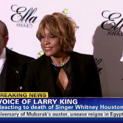 CNN Coverage: Death of Whitney Houston