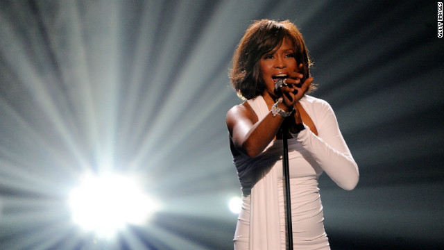 Whitney Houston's final performance?
