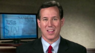 Santorum on his conservative credentials