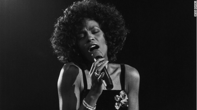 Whitney Houston: Las cifras de una estrella