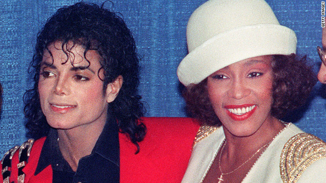 Some fans claim Michael Jackson and Whitney Houston are among a list of musical icons that left before their time.