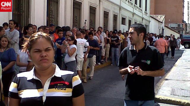 Con normalidad se desarrolló la votación de las primarias en Venezuela