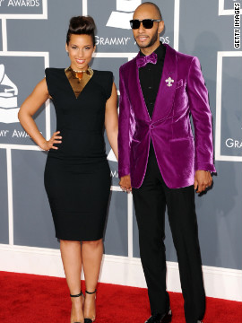 Alicia Keys, Swizz Beats