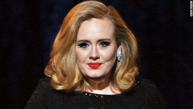 Adele confirms she's behind 'Skyfall' theme