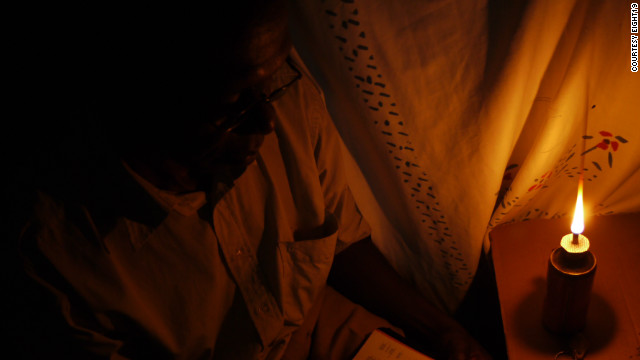 IndiGo aims to replace Kerosene oil lamps, which can can have harmful health and environmental impacts, as the main source of light for rural communities in Africa.