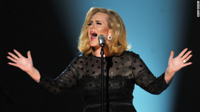 Adele talks next single, album plans