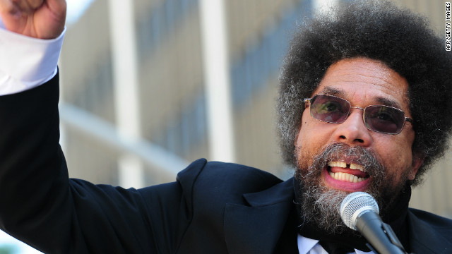 Opinion: Cornel West's 'petty potshots' are beneath him