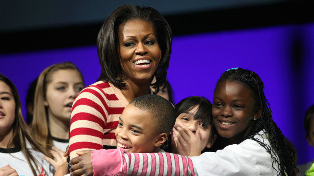 As campaign heats up, Michelle Obama settles into first lady role