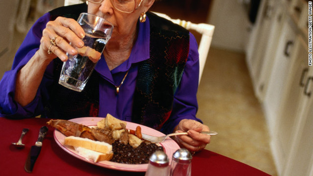 Overeating may be linked to memory loss