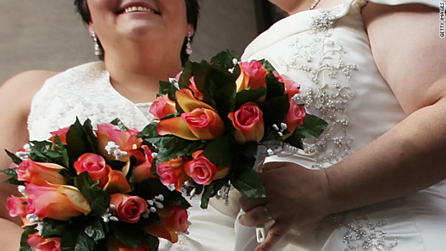 Washington, New Jersey move toward same-sex marriage